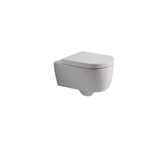 Saneux Ylo Rimless Wall Mounted WC Pan