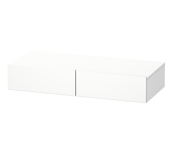 Duravit DuraStyle 1000 x 440mm Shelf With Drawers
