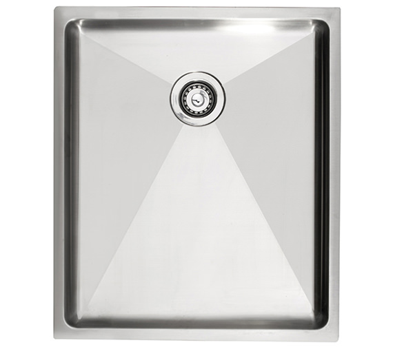 Astracast Onyx 4034 Brushed Stainless Steel Flush Inset Drainer