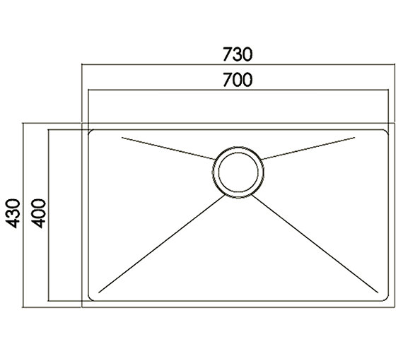 Technical drawing QS-V27661 / OXM1XBHOMESK