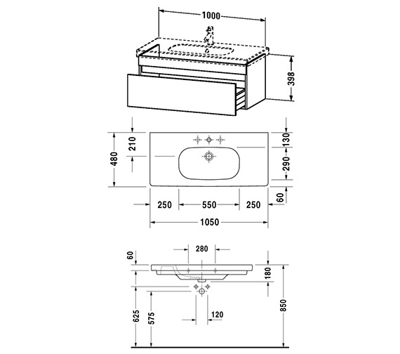 Technical drawing QS-V24976 / DS638501818