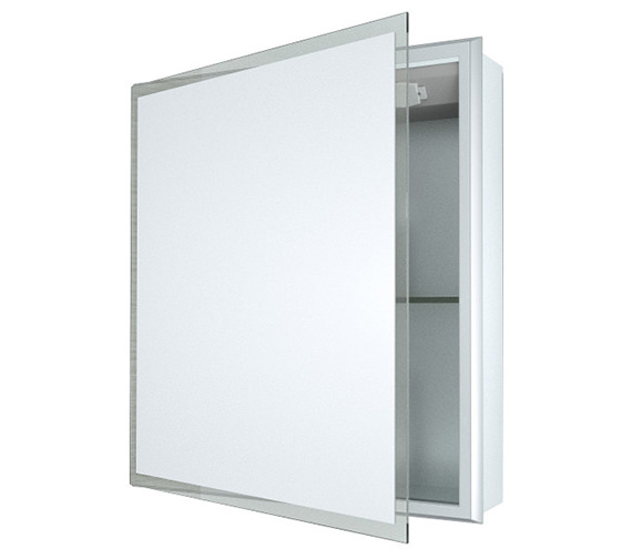 Saneux Inside 545mm Recessed Mirror Cabinet