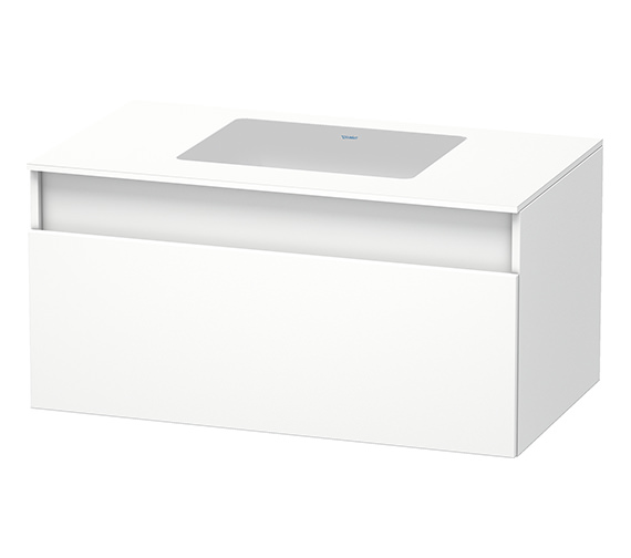 Duravit DuraStyle 1000mm Wall Mounted Unit For Undercounter Basin