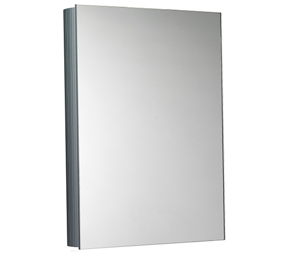 Saneux Ice 500mm Single Door Mirror Cabinet