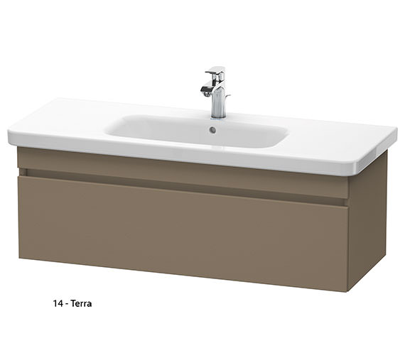 Additional image of Duravit DuraStyle 1130mm Vanity Unit With 1200mm Basin
