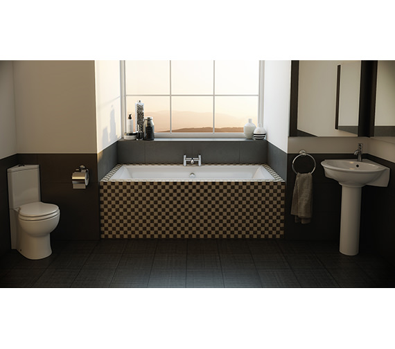 RAK Evolution Bathroom Suite