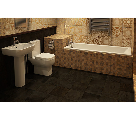 RAK Series 600 Bathroom Suite
