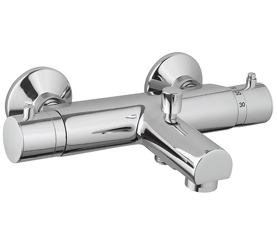 Crosswater Kai Exposed Thermostatic Bath Shower Mixer