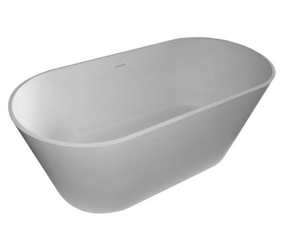 Saneux Zaha 1700 x 800mm Freestanding Tub With Waste