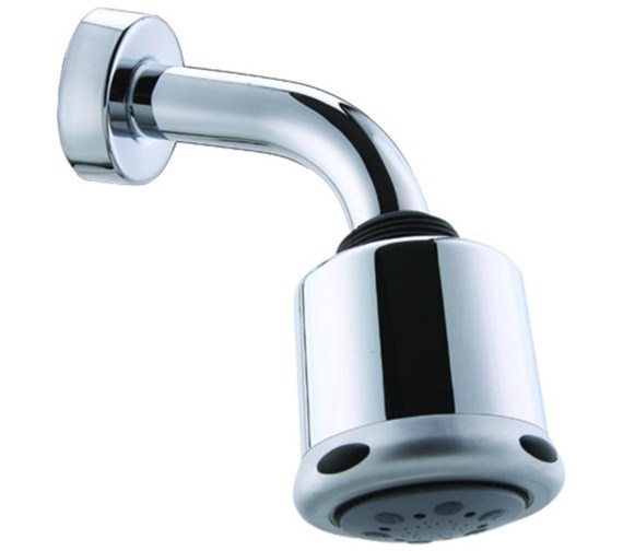 Mayfair Arte 3 Modes Fixed Shower Head Chrome