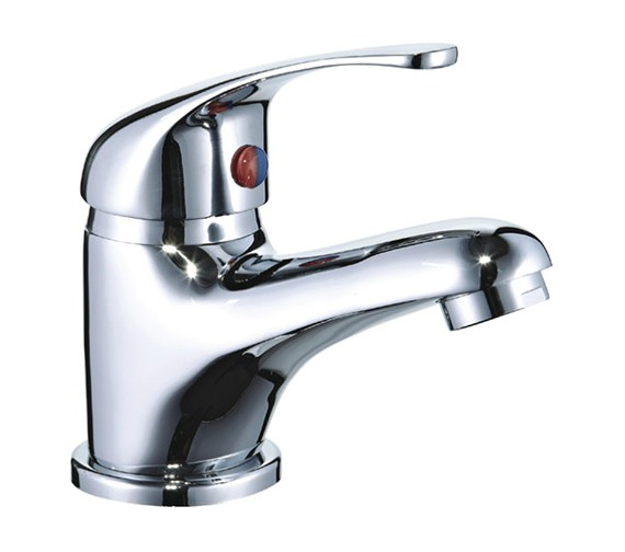 Mayfair Cosmic Mono Basin Mixer Tap Chrome