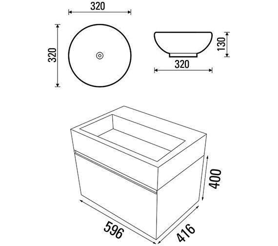 Technical drawing QS-V88206 / MC120.03