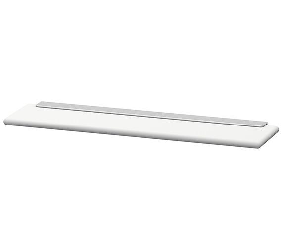 Duravit Darling New 600 x 160mm Wall Board White Matt
