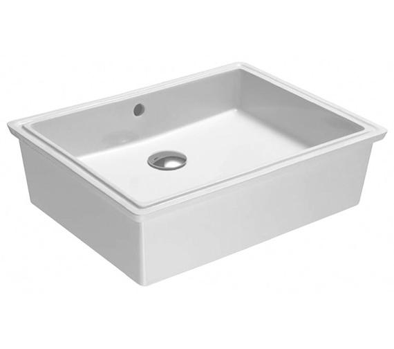 Saneux Uni 500mm Undercounter Washbasin