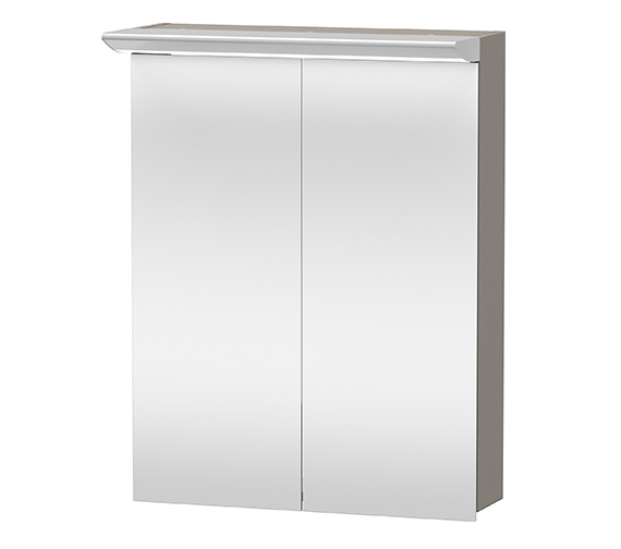 Duravit Darling New 600mm 2 Door Mirror Cabinet