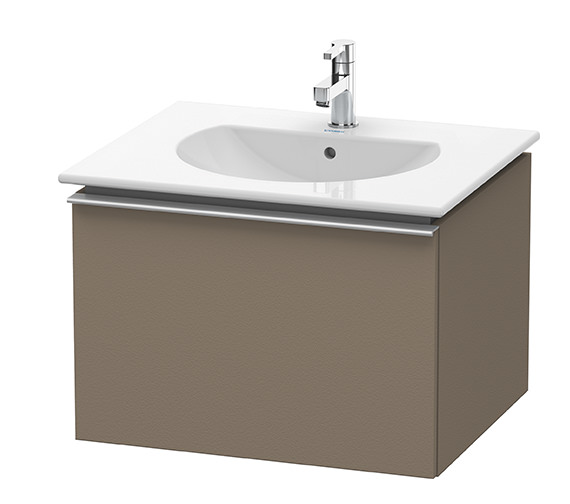 Duravit Darling New 600mm Terra Vanity Unit With 630mm Basin