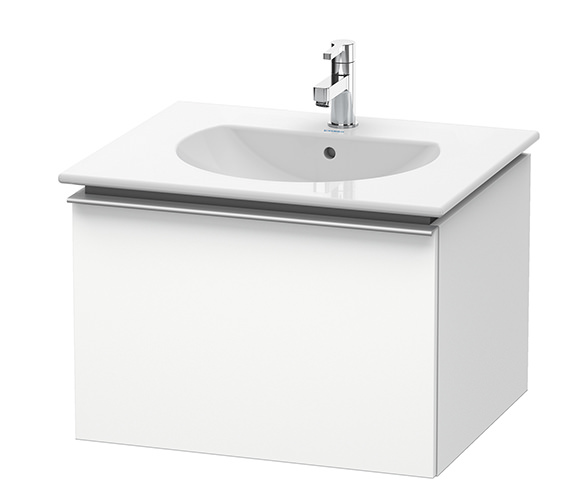 Duravit Darling New 600mm White Matt Vanity Unit With 630mm Basin