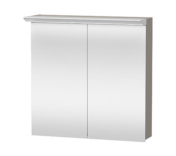 Duravit Darling New 800mm 2 Door Mirror Cabinet