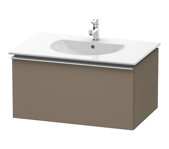 Duravit Darling New 800mm Terra Vanity Unit With 830mm Basin