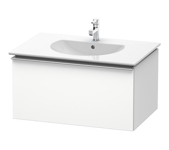 Duravit Darling New 800mm White Matt Vanity Unit With 830mm Basin