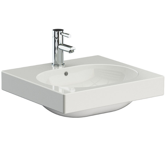 Saneux Austen 500mm Wide Washbasin