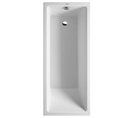 Duravit Vero Air Built In Bath With Support Feet