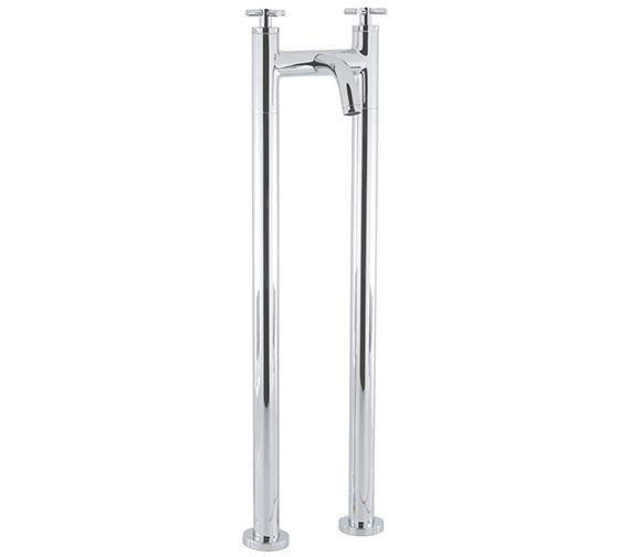Crosswater Totti Floor Standing Bath Filler Tap