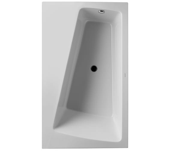 Duravit Paiova 1700mm Monolith Corner Left Bath With Frame And Panel