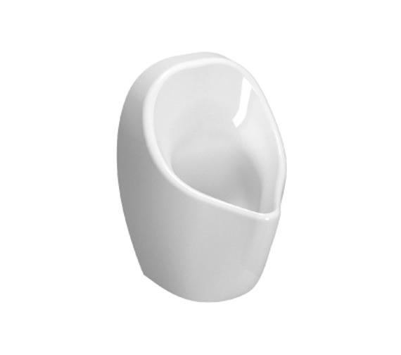 VitrA Arkitekt 410 x 570mm Watersmart Waterless Urinal - Battery