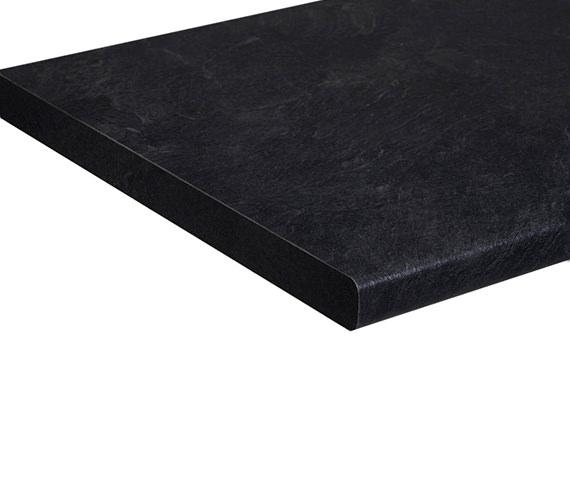 Roper Rhodes 2000mm Laminate Worktop Riven Slate