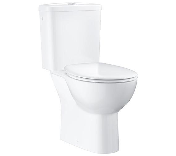 Grohe Bau 362mm Ceramic Bundle Close Coupled WC