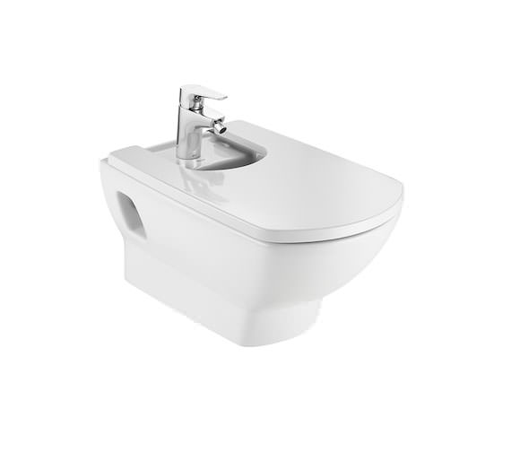Roca Aire Wall Hung Bidet With 1 Taphole