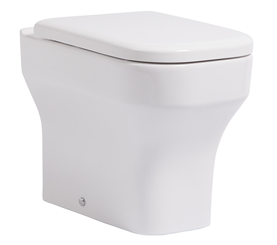 Roper Rhodes Accent 510mm Back To Wall WC Pan