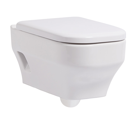 Roper Rhodes Accent 360 x 505mm Wall Hung WC Pan
