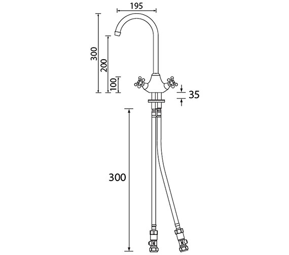 Technical drawing QS-V7537 / KG SNK EF C