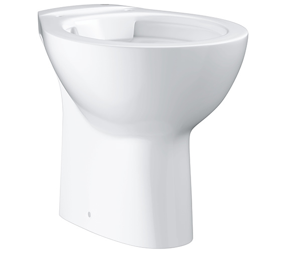 Grohe Bau Floor Standing Ceramic Back To Wall WC