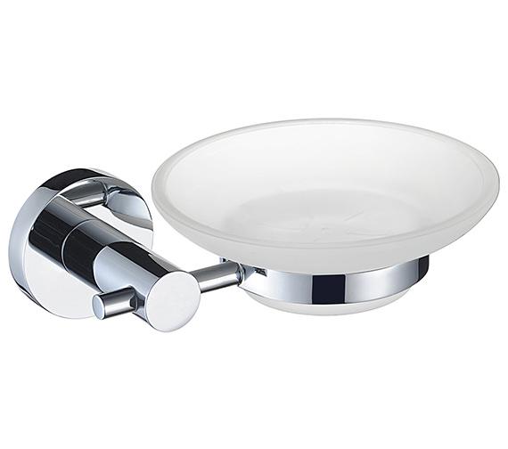 Bristan Round Soap Dish