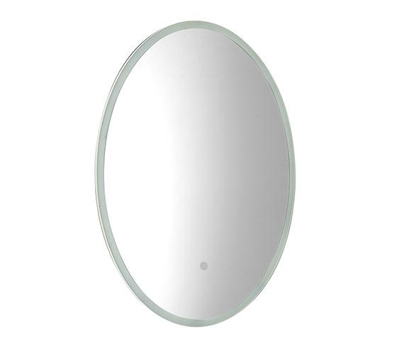 Roper Rhodes Eminence 490 x 650mm Illuminated Oval Mirror