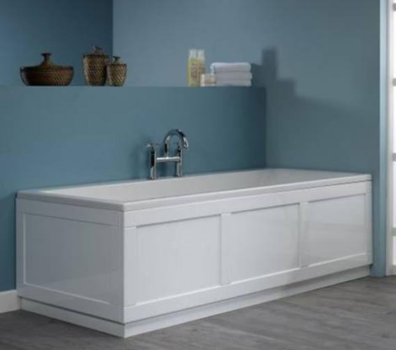 Alternate image of Roper Rhodes Hampton 1700mm Front Bath Panel Mocha