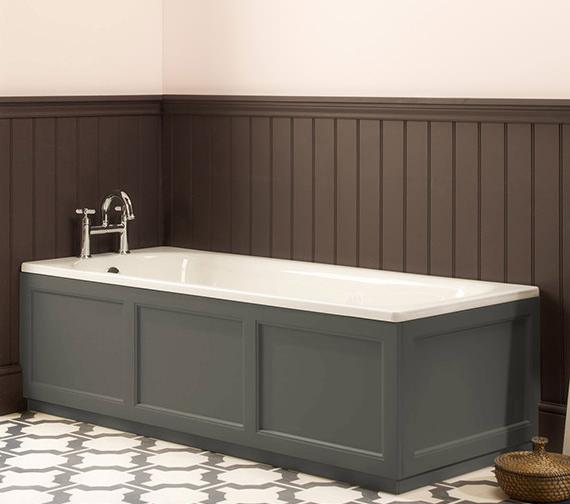 Additional image of Roper Rhodes Hampton 1700mm Front Bath Panel Mocha