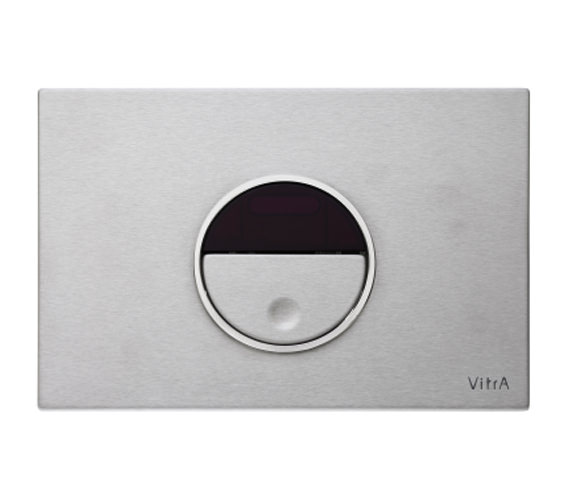 VitrA Pro Photocelled Control Panel For Regular Frame - Shinny Chrome
