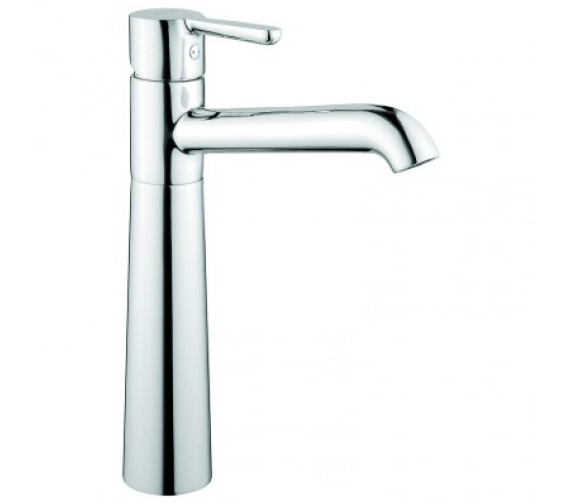 VitrA Matrix Single Lever Tall Basin Mixer Chrome