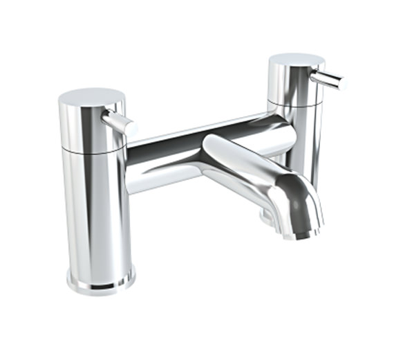 VitrA Minimax S Deck Mounted Bath Filler Tap