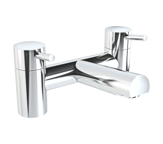 VitrA Pure Deck Mounted Bath Filler Tap