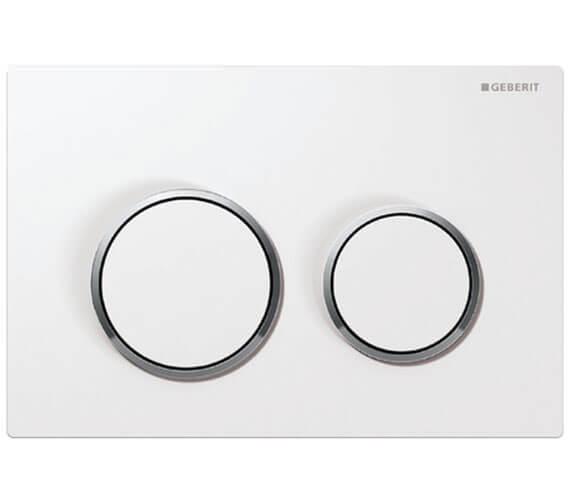 Geberit Omega20 212 x 142mm Flush Plate