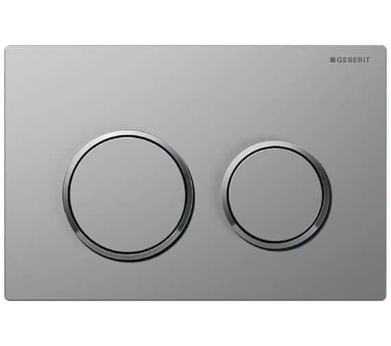 Alternate image of Geberit Omega20 212 x 142mm Flush Plate