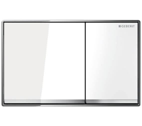 Geberit Omega60 184 x 114mm Dual Flush Plate