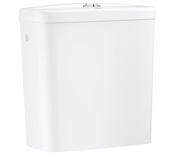 Grohe Bau Ceramic Exposed Flushing Cistern