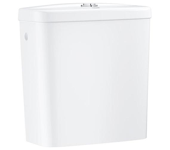 Grohe Bau Ceramic Exposed Flushing Cistern
