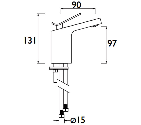 Technical drawing QS-V88323 / MALP BAS CR